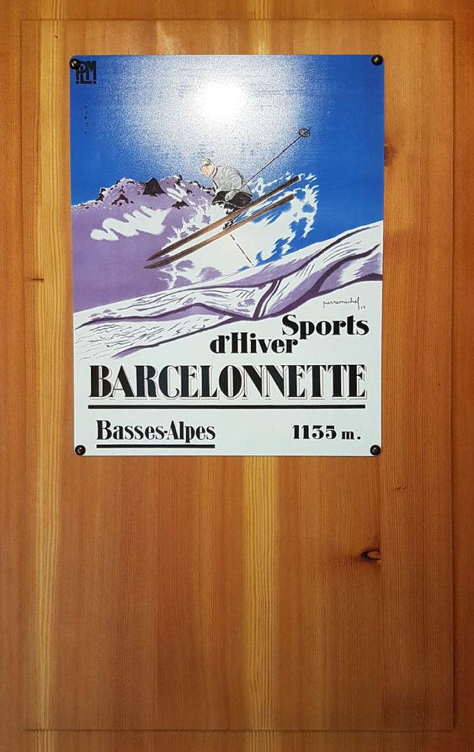 Gîte, location de vacances à Barcelonnette
